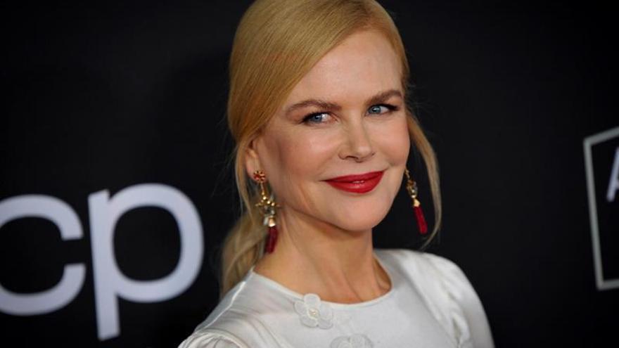 Nicole Kidman creará y protagonizará una nueva serie de TV para Amazon