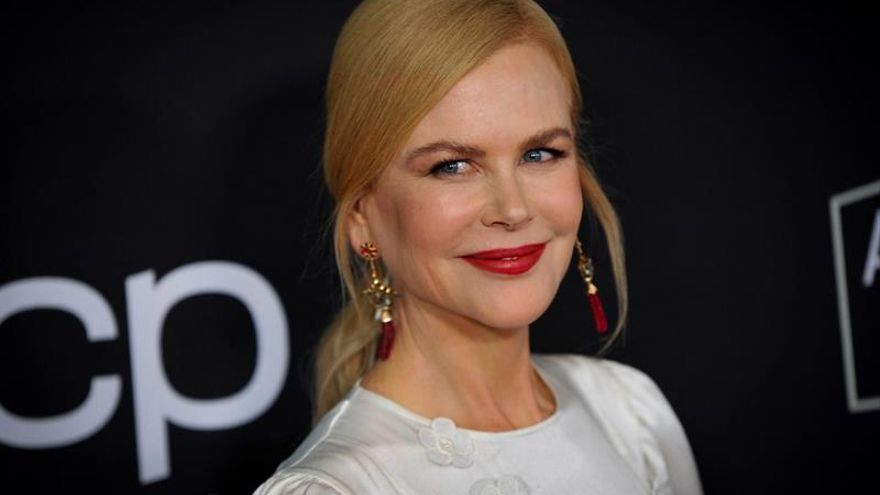 En la imagen, la actriz Nicole Kidman.