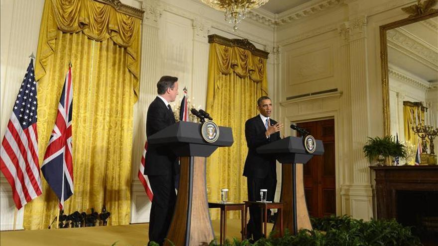 """Obama condena el intento de """"distracción"""" republicana sobre el ataque en Libia"""