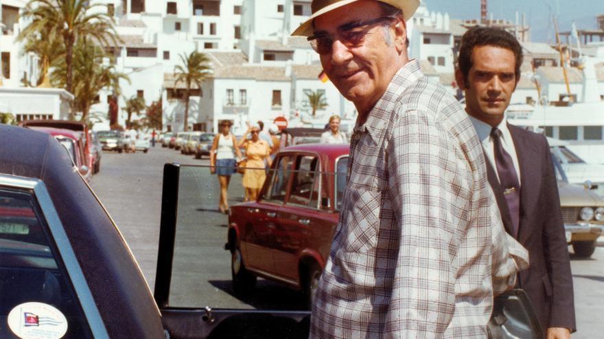 El empresario José Banús