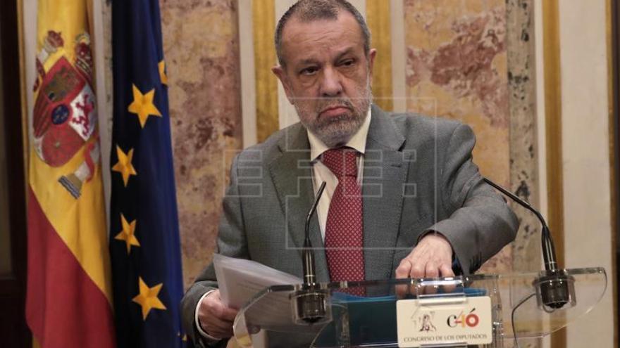 El Defensor del Pueblo rechaza recurrir al Tribunal Constitucional el cálculo del cupo vasco