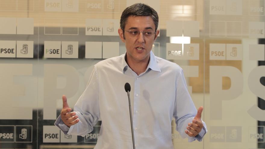 """El PSOE respeta todas las opiniones de contenido político, """"incluyendo éstas del Rey"""""""