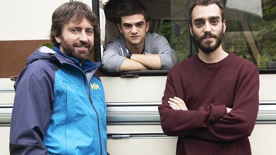 Daniel Sánchez Arévalo ya rueda en Cantabria 'Diecisiete', la nueva película española de Netflix