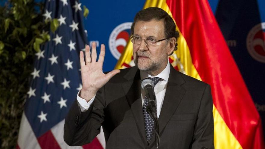 Rajoy confía que se resuelva pronto el problema de las protestas en Burgos
