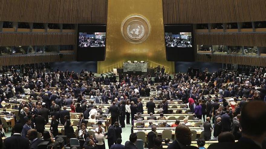 La ONU clausura una Asamblea General marcada por Trump y Corea del Norte