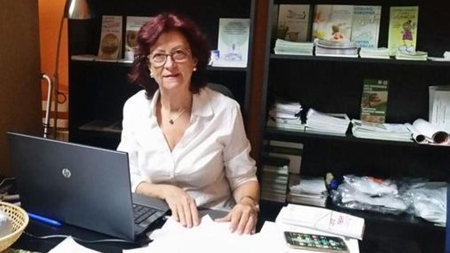 Rosa María Rodríguez.