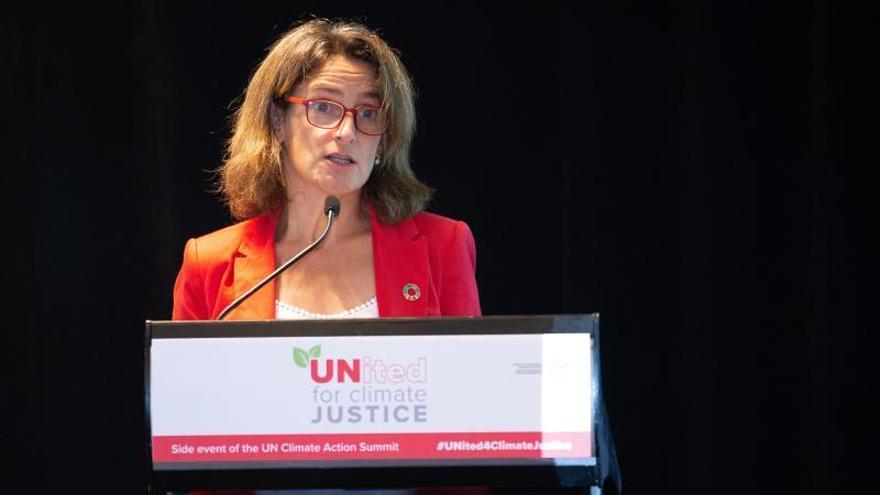 """España adelanta el """"éxito"""" en adhesiones a la coalición de justicia climática"""