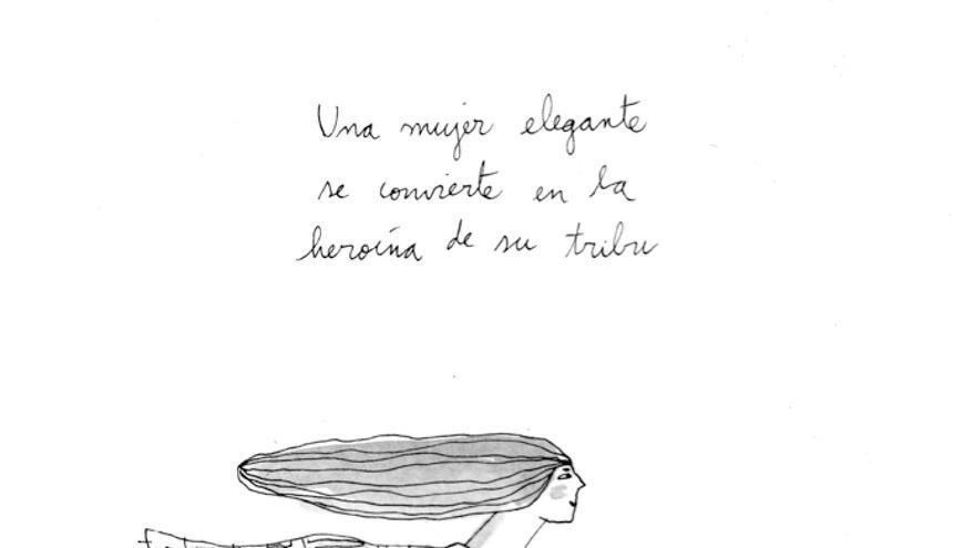 Mujeres elegantes, de Sol Díaz