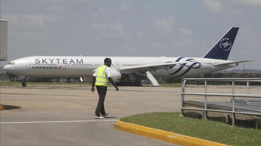 Air France presenta una denuncia por la amenaza de bomba que desvió su avión