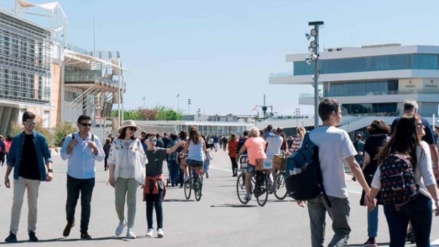 El festival se desarrollará del 12 al 15 de junio en la Marina de València