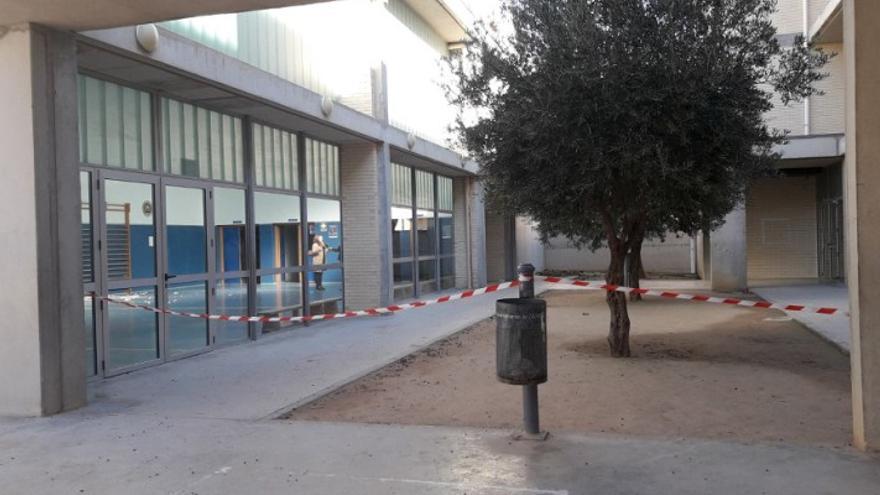 Daños por el terremoto de Caudete (Albacete)