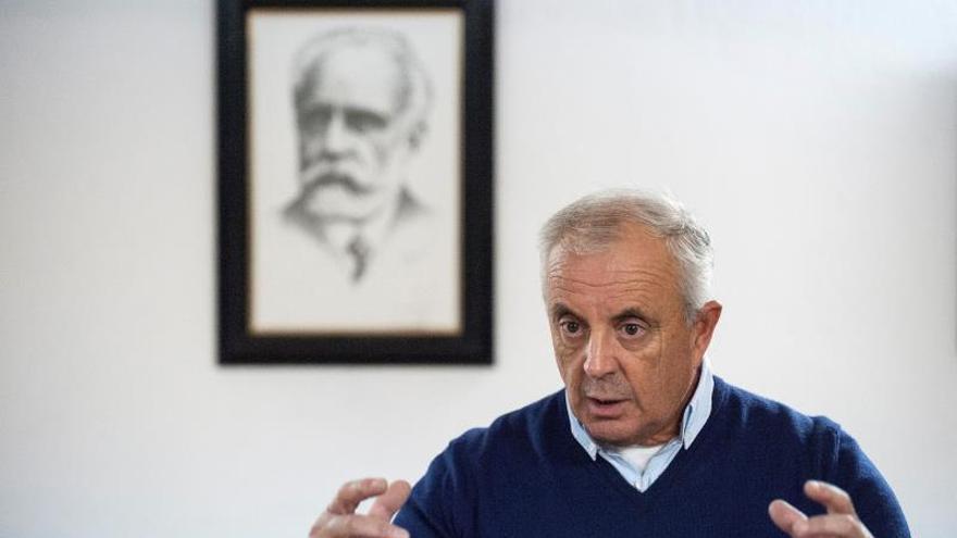 Pachi Vázquez tramita su baja del PSOE por discrepancias