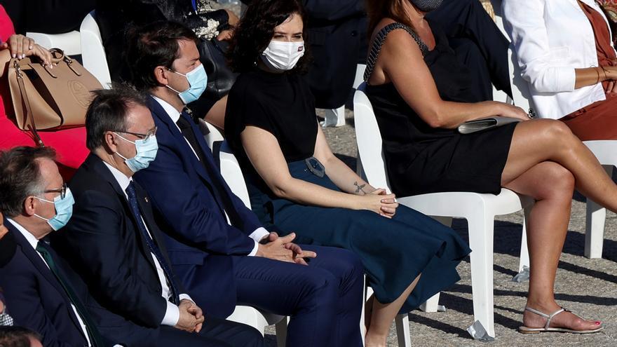 "Ayuso insiste en que el ""rodillo de Moncloa"" afecta a Madrid"