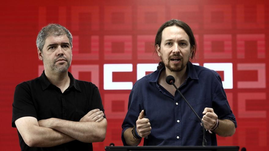 Pablo Iglesias defiende que se investigue la corrupción en Cataluña pero rechaza que se criminalice a Mas por el 9-N
