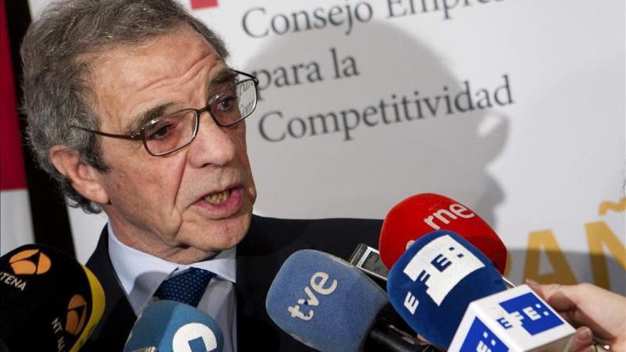 Alierta dice que la crisis ha acabado y que en España entra dinero