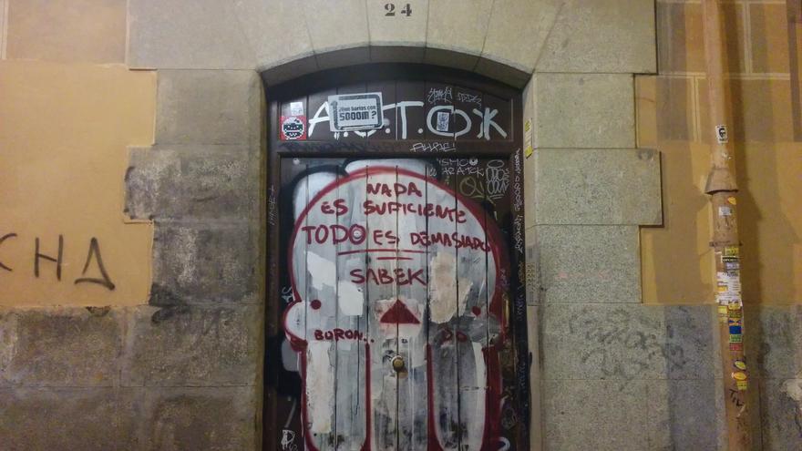 Madrid intentó desahuciar por sorpresa a un inquilino discapacitado que estaba al corriente de pago  Portal-Javier-Madrid-desahuciar-LG_EDIIMA20150305_0760_14