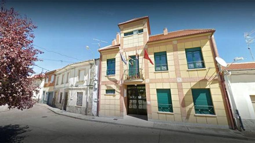 Ayuntamiento de Santa Elena de Jamuz (León).