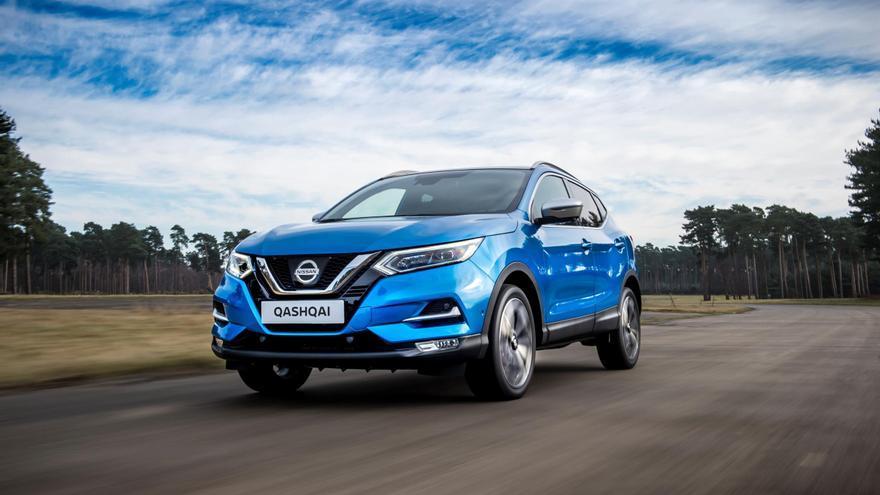 Rediseño del Nissan Qashqai.