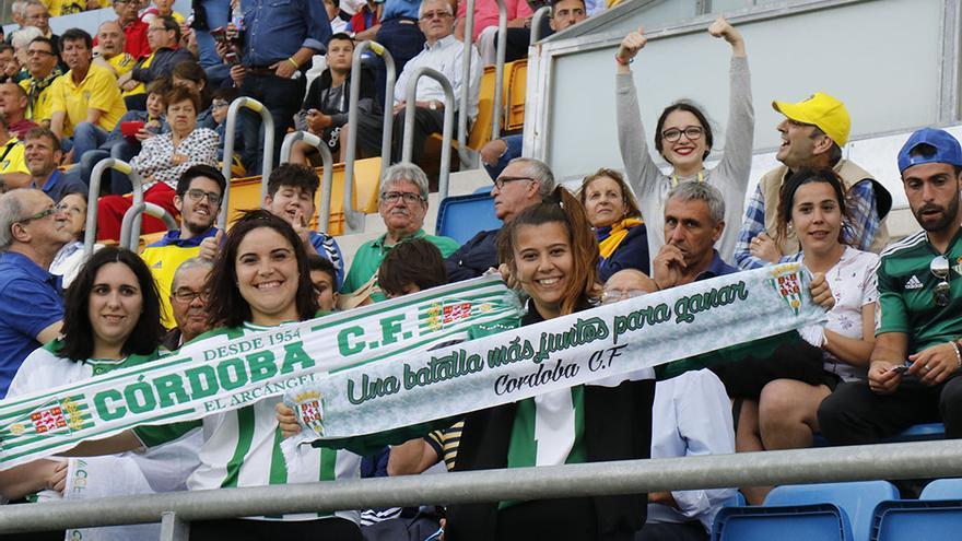 Aficionadas cordobesistas en Cádiz | LOF