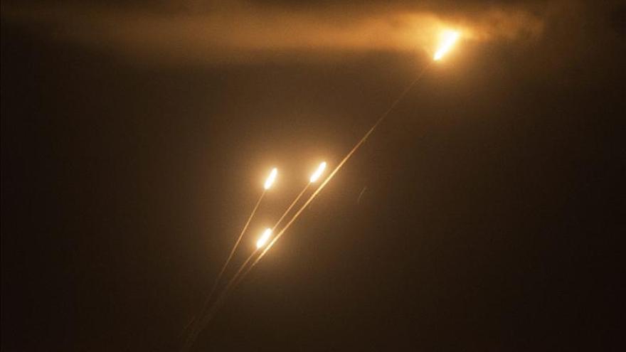 Ascienden a 205 los muertos y a más de 1.500 los heridos en Gaza por los ataques de Israel