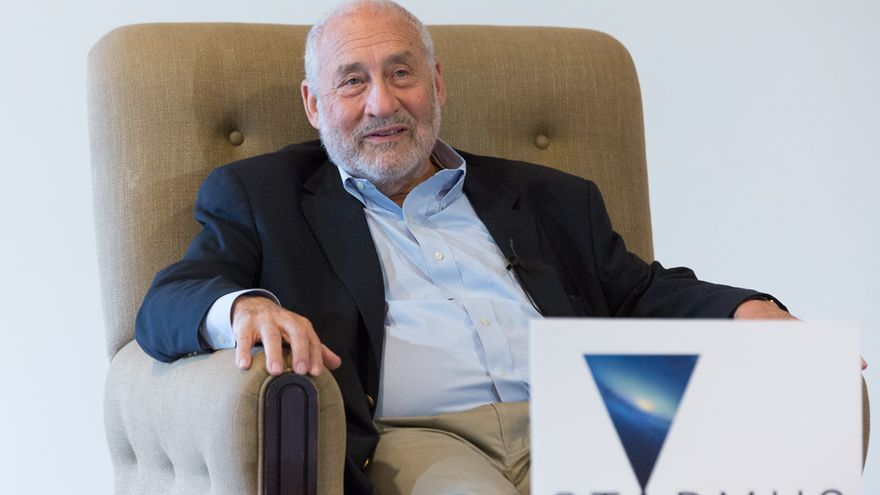 El premio Nobel de Economía Joseph Stiglitz (Foto:Santiago Ladeiro)