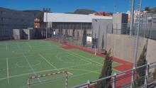 Polideportivo del Islas Canarias de Finca España.
