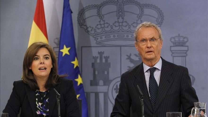 El Gobierno insiste en la necesidad de informar de la realidad a los catalanes