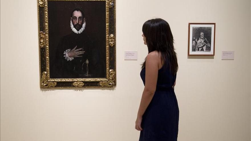 El Thyssen de Málaga recuerda la reivindicación del Greco que hizo Rusiñol