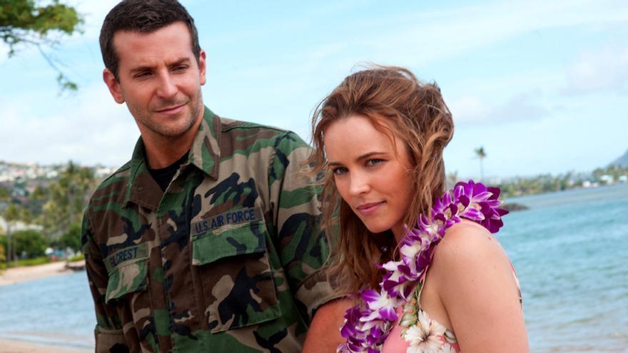 Aloha, película con Bradley Cooper