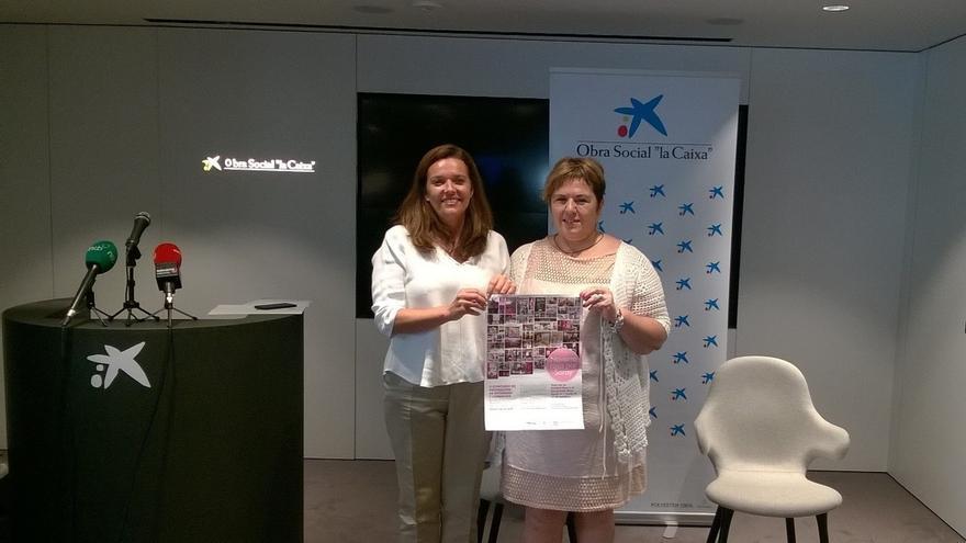 """La asociación Saray propone """"teñir de rosa"""" Navarra para concienciar sobre el cáncer de mama"""