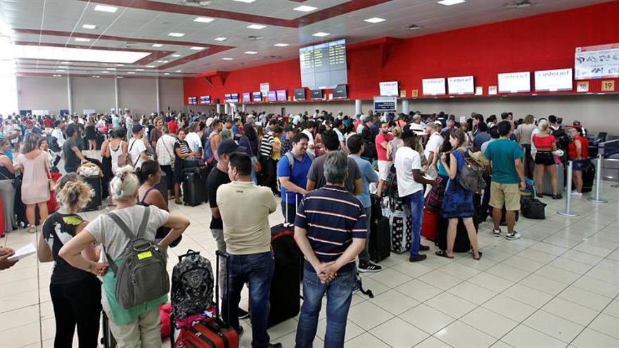 Cuba sale de la recesión y crece un 1,6 % en 2017 por turismo y construcción
