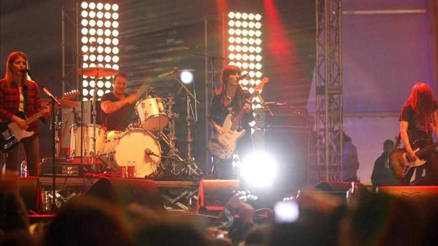 Cerca de doce mil personas en el Festival do Norte, la cita indie de Galicia