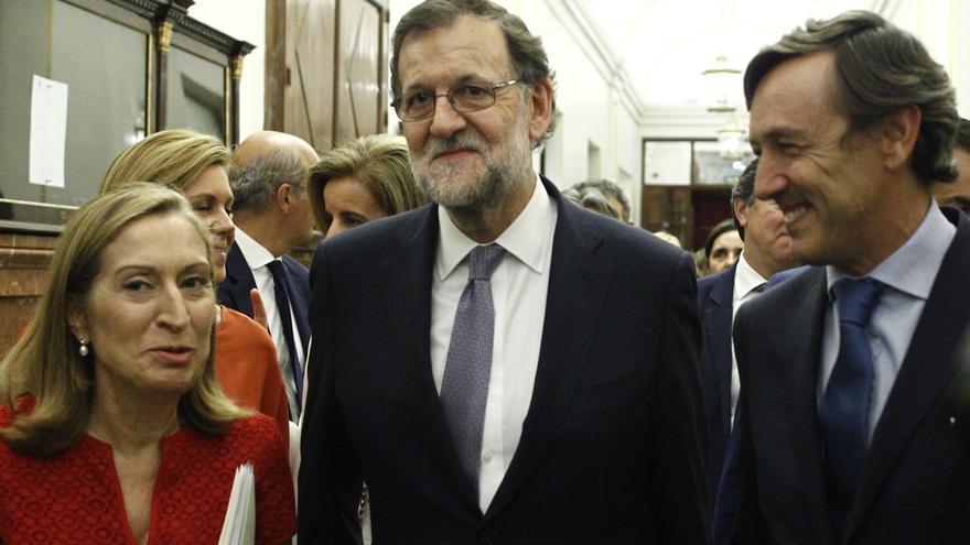 El PP se revuelve contra Ciudadanos y le advierte de que su candidato va a seguir siendo Rajoy