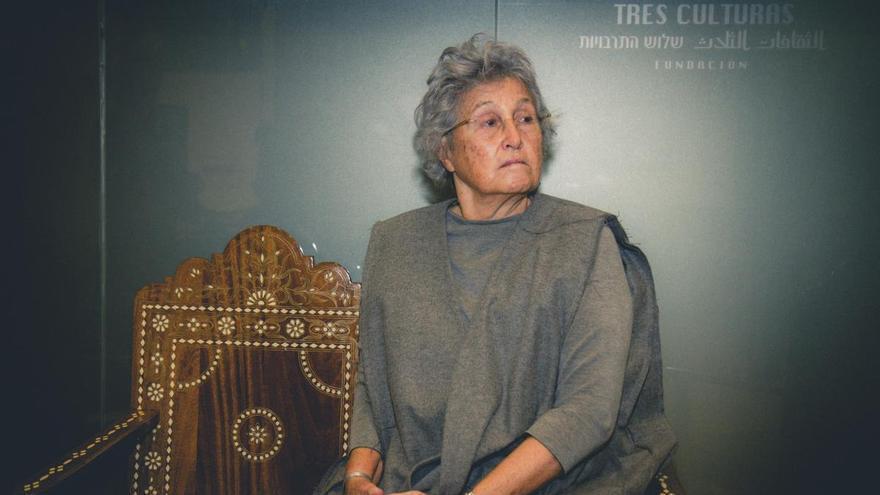 Wassyla Tamzali. Foto: Fundación Tres Culturas