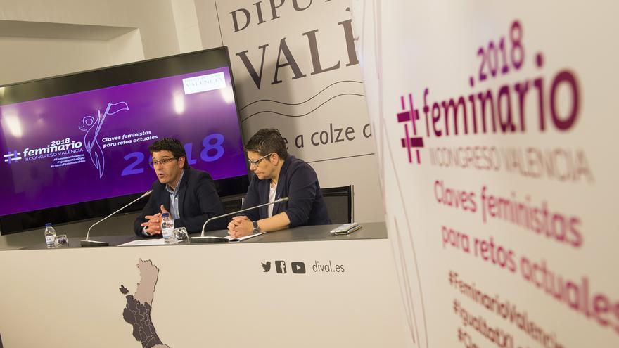 Jorge Rodríguez e Isabel García Sancarlos han presentado la nueva edición del foro