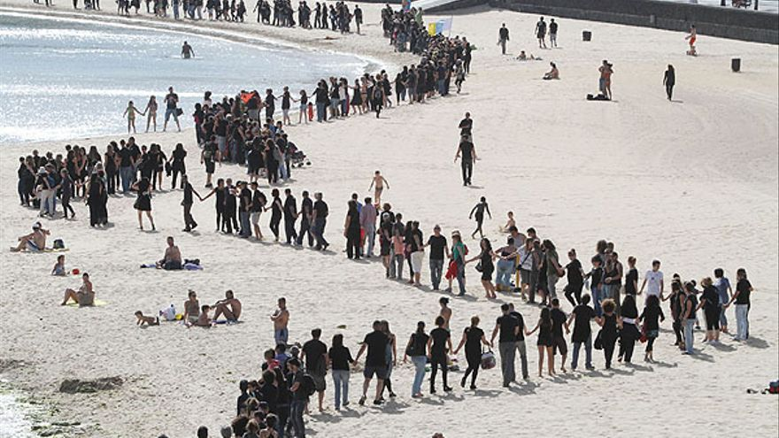 De la protesta en Arrecife #3
