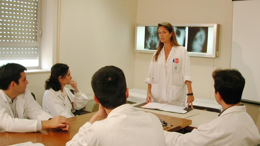 Más de un millar de profesionales de la sanidad pública participan en el proceso de la futura Estrategia de Formación