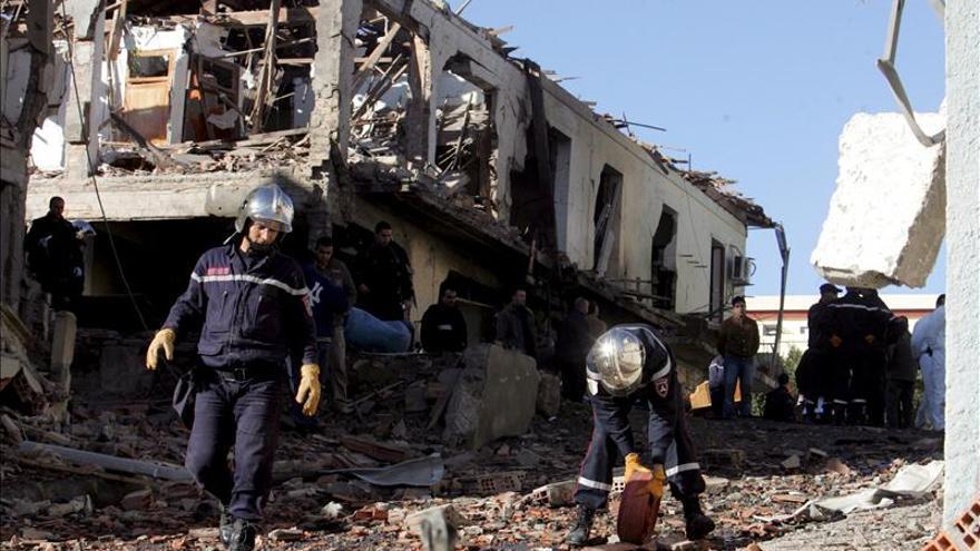 Dos muertos en un atentado terrorista en la provincia argelina de Buira