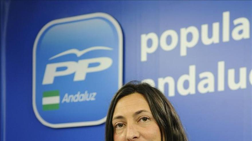"""El PP-A exige a Díaz que deje los """"trucos"""" y diga si se implica en la defensa de Chaves y Griñán"""