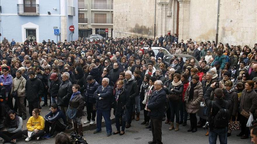 Entierran en Villena (Alicante) a la mujer asesinada por su expareja