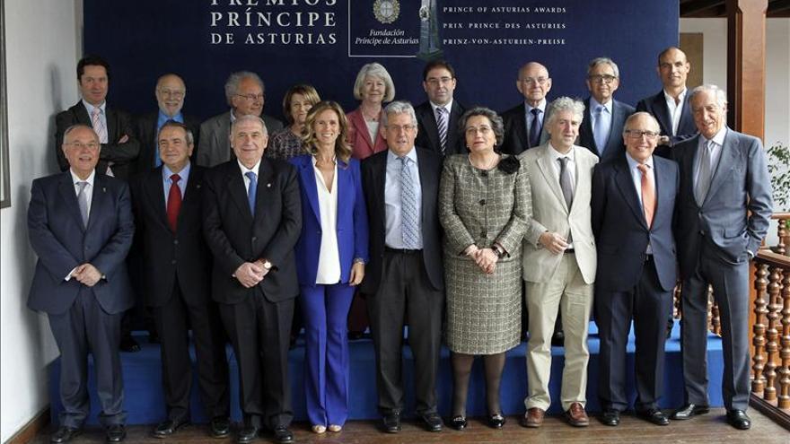 El jurado del Príncipe de Investigación delibera sobre 43 candidaturas