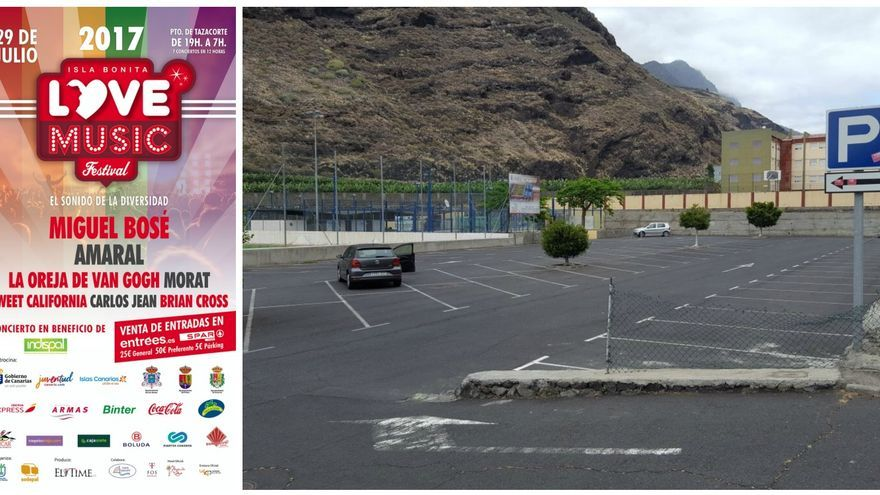 El espacio se habilitará en el complejo deportivo de El Puerto para atender la demanda de caravanistas y campistas.