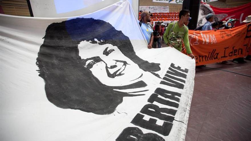 Cuatro implicados en el asesinato de Berta Cáceres irán a juicio oral y público