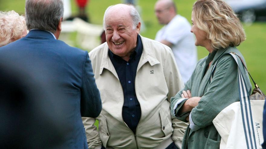 Amacio Ortega, fundador de Inditex y dueño de Pontegadea.