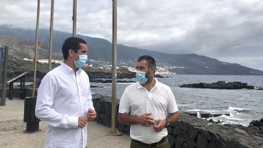 Los Cancajos será la primera playa inteligente de Canaria frente al coronavirus