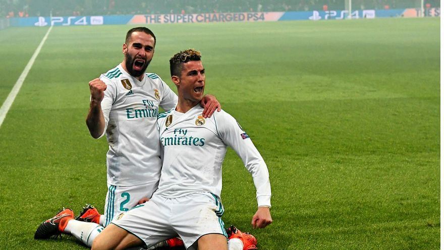 PSG-Real Madrid en Champions