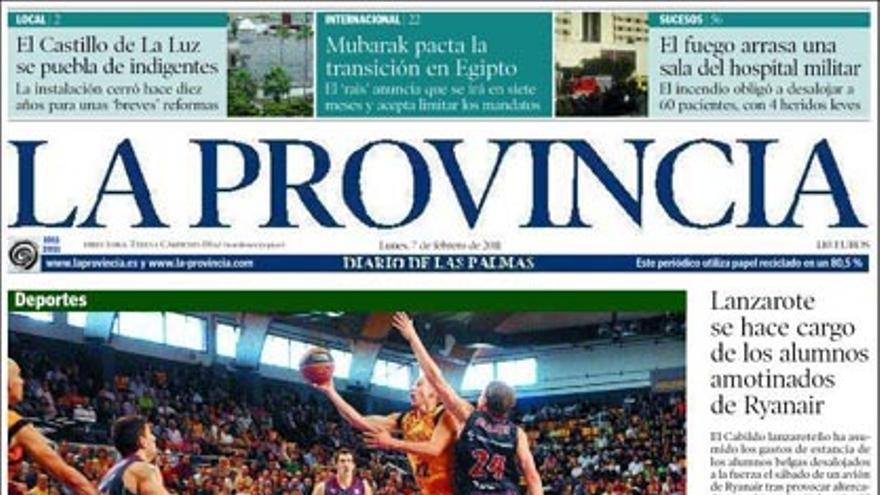 De las portadas del día (07/02/2011) #7