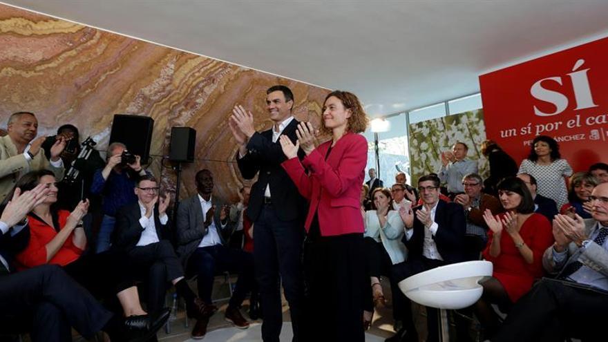 """Batet: """"El 26J decidimos entre Sánchez y su equipo o Rajoy y su desgobierno"""""""
