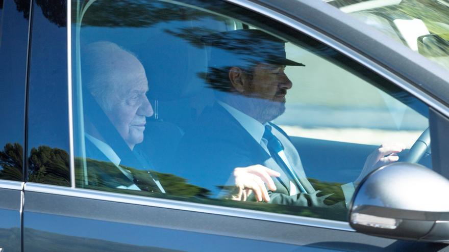 Villarejo dice que recibió una oferta en prisión para imputar al rey emérito