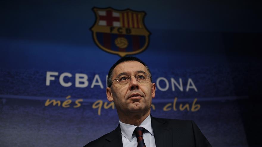 El presidente del FC Barcelona, Josep María Bartomeu \ Manu Fernandez / AP Photo